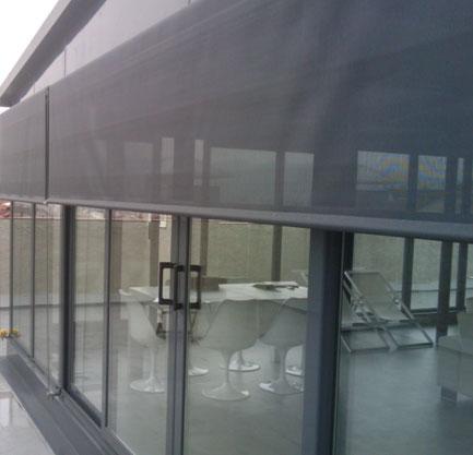Toldos para terrazas en Ourense
